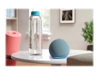 Amazon Echo Dot (4th Generation) - Smart højttaler - Bluetooth, Wi-Fi - App-kontrolleret - blå/grå