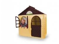 Jamara Little Home, Stående legehus, Dreng, 1,5 År, 1 dør(e), Beige, Brun