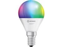 LEDVANCE SMART+ Energiklasse: A+ (A++ - E) SMART+ WiFi Mini Bulb Multicolour 40 5 W/2700K E14 N/A