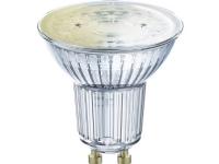 LEDVANCE SMART+ Energiklasse: A+ (A++ - E) SMART+ WiFi SPOT GU10 Dimmable 40 45° 5 W/2700K GU10 N/A