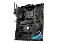 MSI B450 GAMING PRO CARBON MAX WIFI - Bundkort - ATX - Socket AM4 - AMD B450 - USB-C Gen2, USB 3.2 Gen 1, USB 3.2 Gen 2 - Bluetooth, Gigabit LAN, Wi-