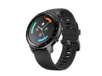 Mobvoi TicWatch GTX Smart watch, TFT, Jutiklinis ekranas, Heart rate monitor, Activity monitoring 24/7, Atsparus vandeniui, Bluetooth, Juodas