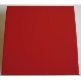 Rako Rød Blank Vægfl. 148x148 mm