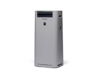 Sharp Home Appliances UA-HG60E-L, 408 m³/t, 50 m², 53 dB, 8 t, 30 m², 630 ml/t