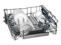 Siemens iQ700 SX87YX01CE - Opvaskemaskine - til indbygning - Wi-Fi - Niche - bredde: 60 cm - dybde: 55 cm - højde: 86.5 cm - sort