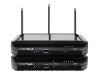 SonicWall SOHO 250 Wireless-N - Advanced Edition - sikkerhedsudstyr - GigE - Wi-Fi - 2.4 GHz, 5 GHz - SonicWALL Secure Upgrade Plus Program (3 års va