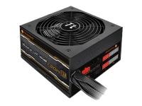 Thermaltake SMART SE 730W - Strømforsyning (intern) - ATX12V 2.3/ EPS12V 2.92 - AC 230 V - 730 Watt - aktiv PFC - sort