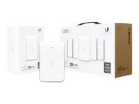 Ubiquiti UniFi UAP-AC-IW - Trådløs forbindelse - Wi-Fi 5 - 2.4 GHz, 5 GHz - DC strøm - i væggen