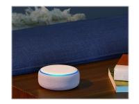 Amazon Echo Dot (3rd Generation) - Smart højttaler - Bluetooth, Wi-Fi - App-kontrolleret - blommefarvet