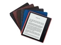Amazon Kindle Oasis - eBook læser - 32 GB - 7 monokrom Paperwhite - touch screen - Bluetooth, Wi-Fi - grafit