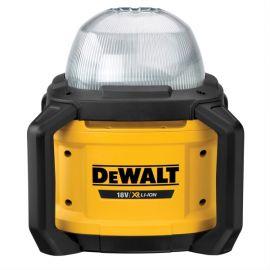 DeWALT 18V Led Lampe 360 Grader Løs Enhed - DCL074-XJ