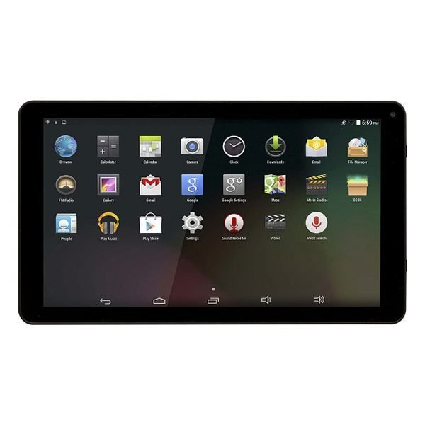 """Denver 10"""" Android Tablet - 64gb - Wifi - 0,3mp - Taq-10465"""