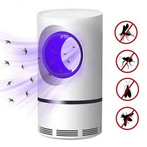 Elektrisk Myggelampe m. UV lys