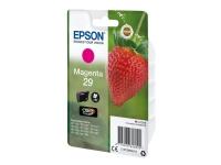 Epson 29 - 3.2 ml - magenta - original - blister - blækpatron - for Expression Home XP-245, 247, 255, 257, 332, 342, 345, 352, 355, 435, 442, 445, 45