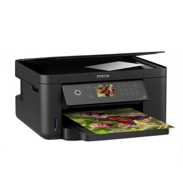 Epson Home - Multifunktionsprinter - Xp-5100 - 7,5ppm Wifi Farver