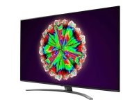 LG 65NANO813NA - 65 Diagonal klasse LED-backlit LCD TV - Smart TV - webOS, ThinQ AI - 4K UHD (2160p) 3840 x 2160 - HDR - kantbelyst, Nano Cell Displ
