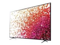 LG 75NANO753PA - 75 Diagonal klasse LED-backlit LCD TV - Smart TV - webOS, ThinQ AI - 4K UHD (2160p) 3840 x 2160 - HDR - Nano Cell Display, Direct L