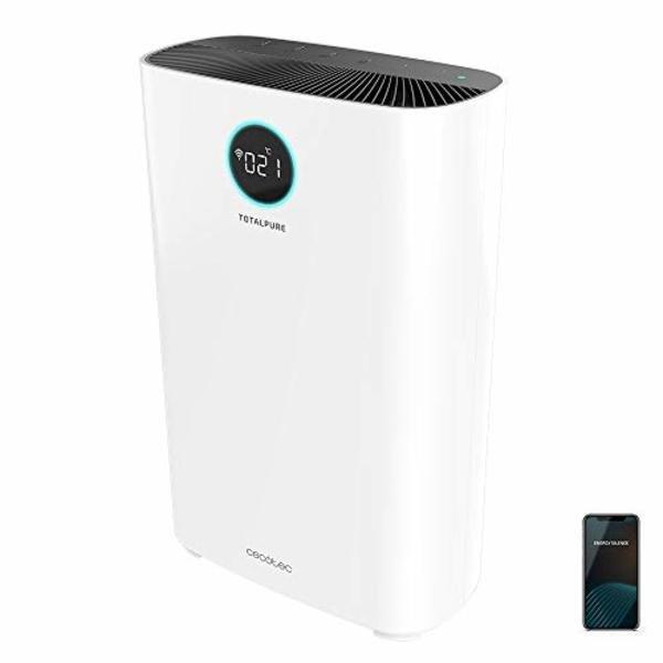 Luftrenser Til Hjemmet Med Wifi - Cecotec Totalpure 5000