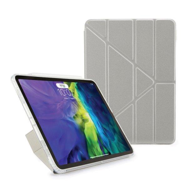 """Pipetto iPad 10.9"""" Origami Cover - Sølv"""