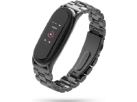 Tech-Protect Steel bracelet Mi Smart Band 5 black