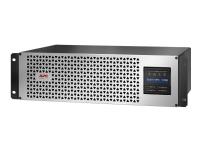 APC Smart-UPS Li-Ion 1500VA Short Depth with SmartConnect - UPS (stativ-monterbar / ekstern) - AC 230 V - 1.35 kW - 1500 VA - RS-232, USB - output-st