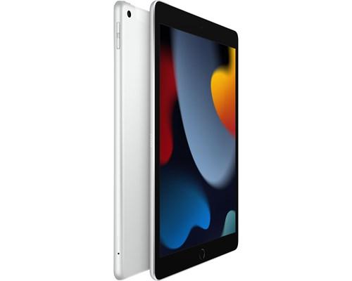 "Apple Ipad 9th (2021) Wi-fi + Cellular 10,2"" 256gb Sølv"