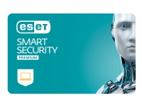 ESET Smart Security Premium - Fornyelse af abonnementlicens (1 år) - 3 computere - ESD - Win