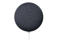 Google Nest Mini - Gen 2 - smart højttaler - Wi-Fi, Bluetooth - Antracit