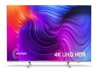 Philips 75PUS8506/12, 190,5 cm (75), 3840 x 2160 pixel, LED, Smart TV, Wi-Fi, Sølv