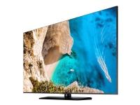 Samsung HG50ET670UB - 50 Diagonal klasse HT670U Series LED-bagbelyst LCD TV - hotel / beværtning - Smart TV - 4K UHD (2160p) 3840 x 2160 - HDR - sor