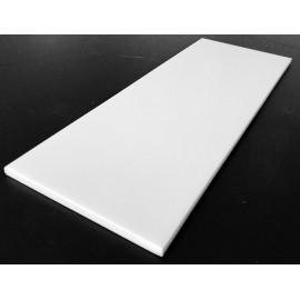 Sunshine Hvid Mat 15x40 cm