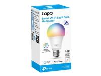 Tapo L530E - LED-lyspære - E27 - 8.7 W (tilsvarende 60 W) - klasse F - 2500-6500 K