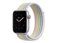 Apple Nike - Pride Edition - løkke for smart watch - Almindelig størrelse - for Watch (42 mm, 44 mm)