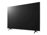 LG 55UP77003LB - 55 Diagonal klasse LED-bagbelyst LCD TV - Smart TV - webOS, ThinQ AI - 4K UHD (2160p) 3840 x 2160 - HDR - Direct LED