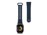 Laut Active 2.0 Sport - Urrem for smart watch - indigo - for Apple Watch (42 mm, 44 mm)