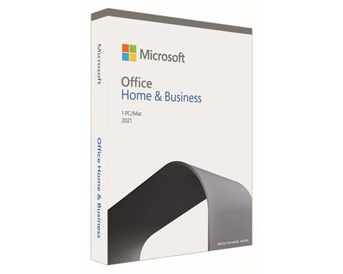 Microsoft Office Home & Business 2021 Dan Box Medialess
