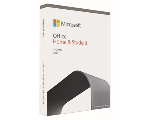 Microsoft Office Home & Student 2021 Dan Box Medialess
