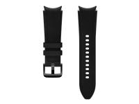 Samsung ET-SHR88 - Rem for smart watch - Small/Medium - sort - for Galaxy Watch4 (40 mm), Watch4 Classic