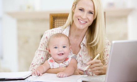 How To Be Happy & Healthy When Working From Home