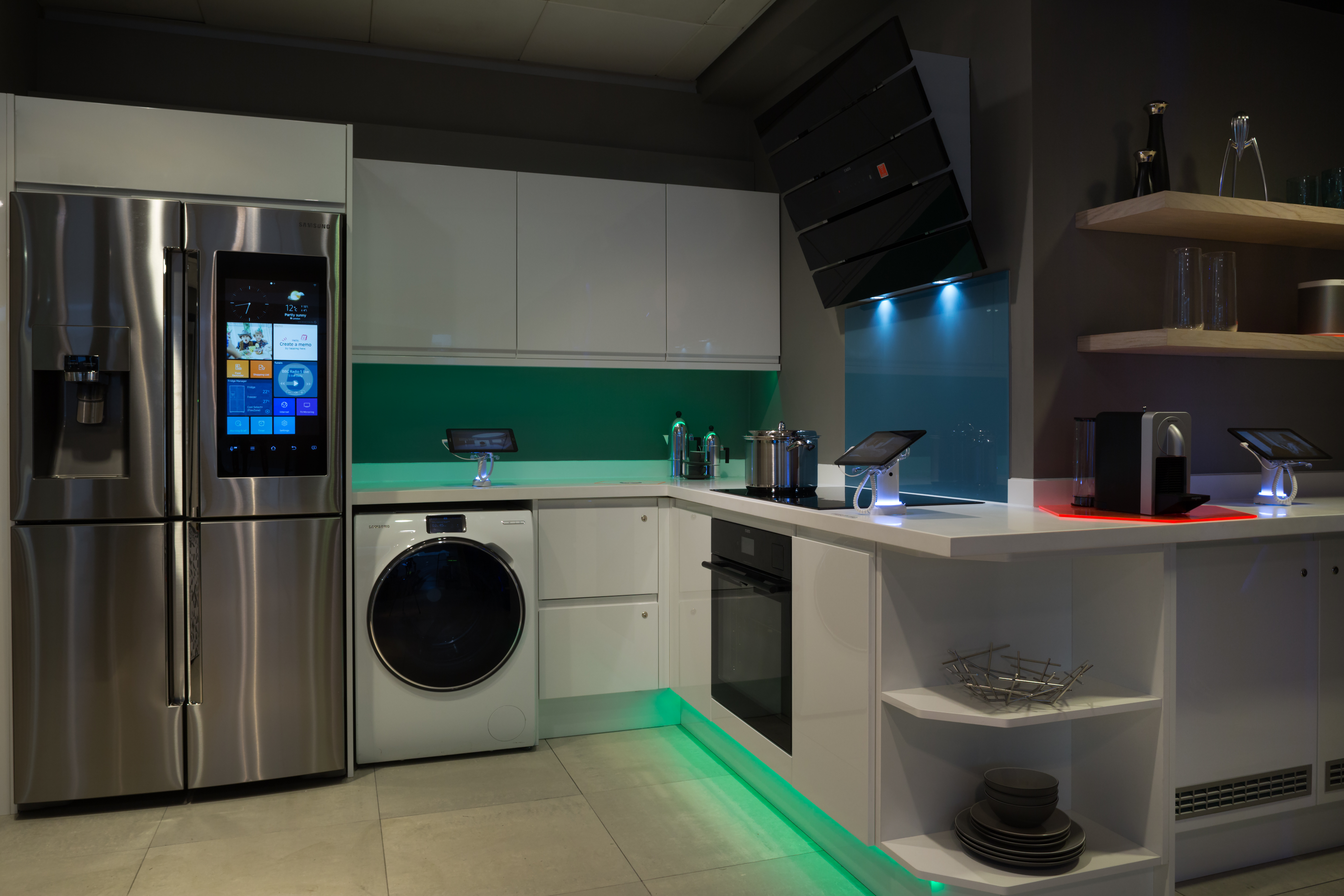 John Lewis Kitchen Appliances Smart Home Stores London Has A Physical Store For Iot