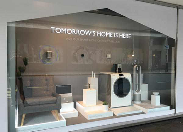 smart home stores