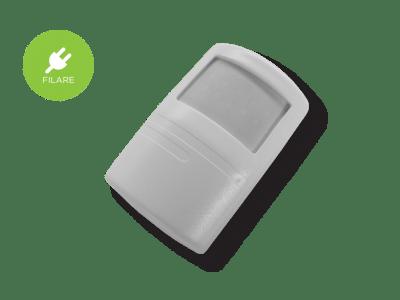 sensore volumetrico doppia tecnologia filare