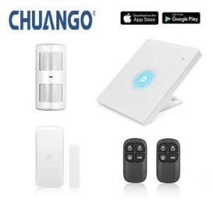 Chuango AW2 Wifi Starter Alarm Kit