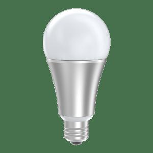 Z Wave E27 White LED Smart Bulb