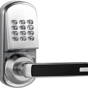 Right Z-Wave Keypad Lock