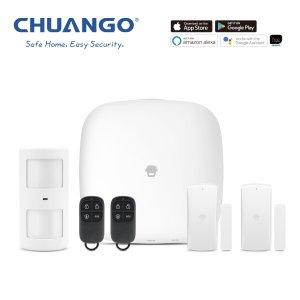 Chuango 4G WiFi Alarm System