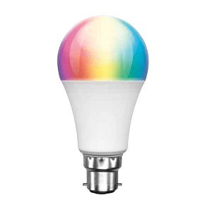 ZigBee Bayonet B22 Rainbow Smart Light Bulb