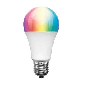 ZigBee Edison E27 Rainbow Smart Light Bulb
