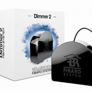 Fibaro Z Wave Dimmer 2 Switch