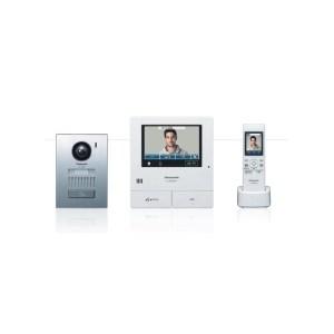 Panasonic Wireless Intercom Recording Door Station System